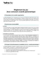 Fichier PDF reglement jeu concours bobochic panoramique