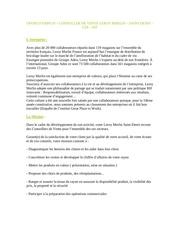 Fichier PDF offre d emploi cv cdi
