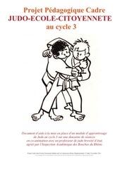 Fichier PDF projet cadre judo ecole citoyennete novembre 2011