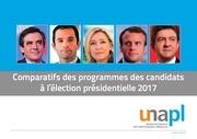 tableau comparatif programmes candidats