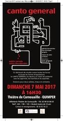 affiche mai 2017 quimper