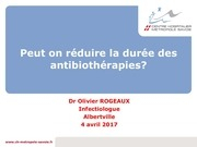 antibiotherapies