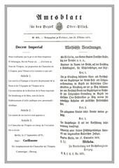 decret imperial uecm
