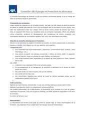 Fichier PDF conseiller axa epargne et protection en alternance