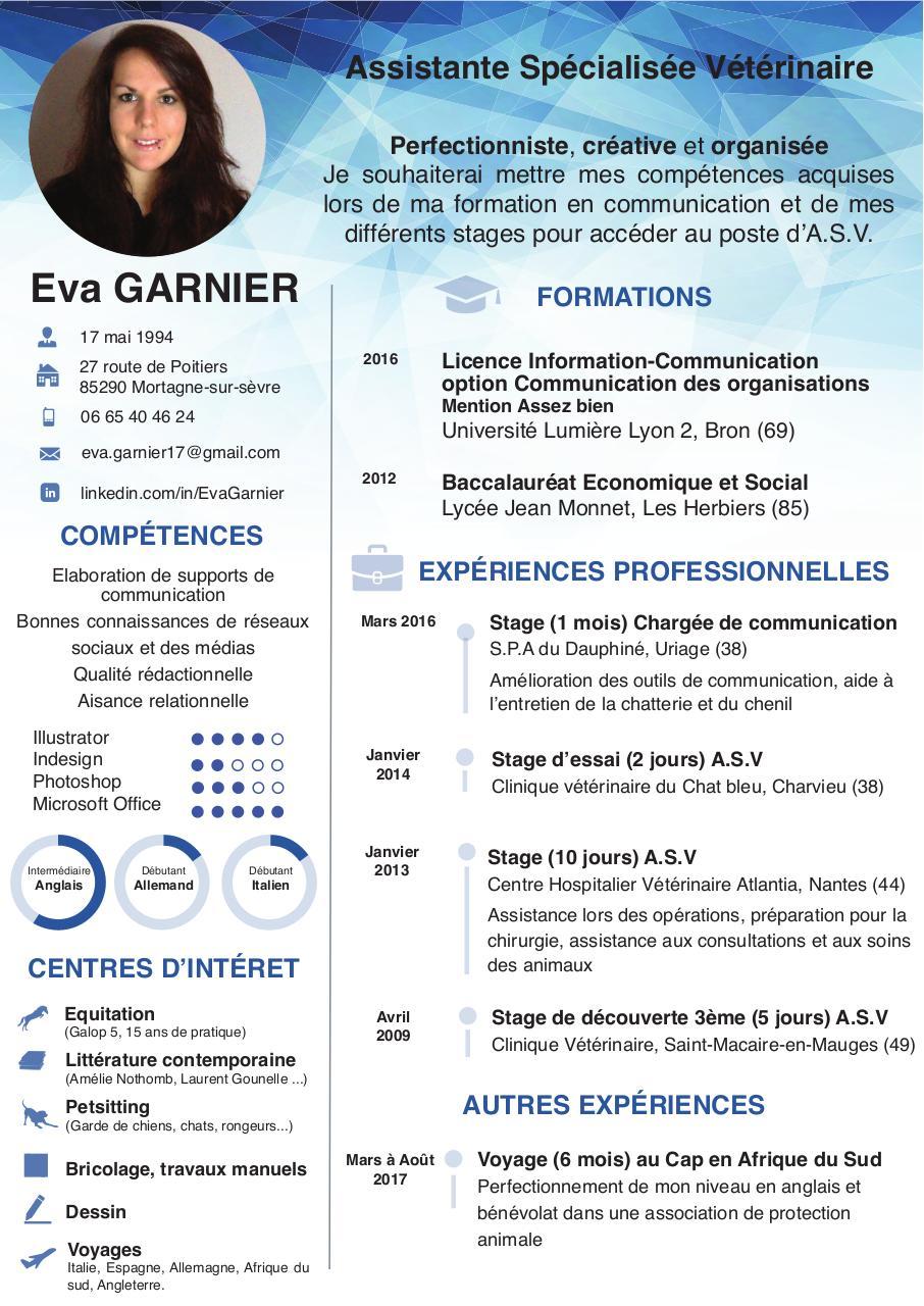 cv a s v - cv garnier 21 04 2017 pdf
