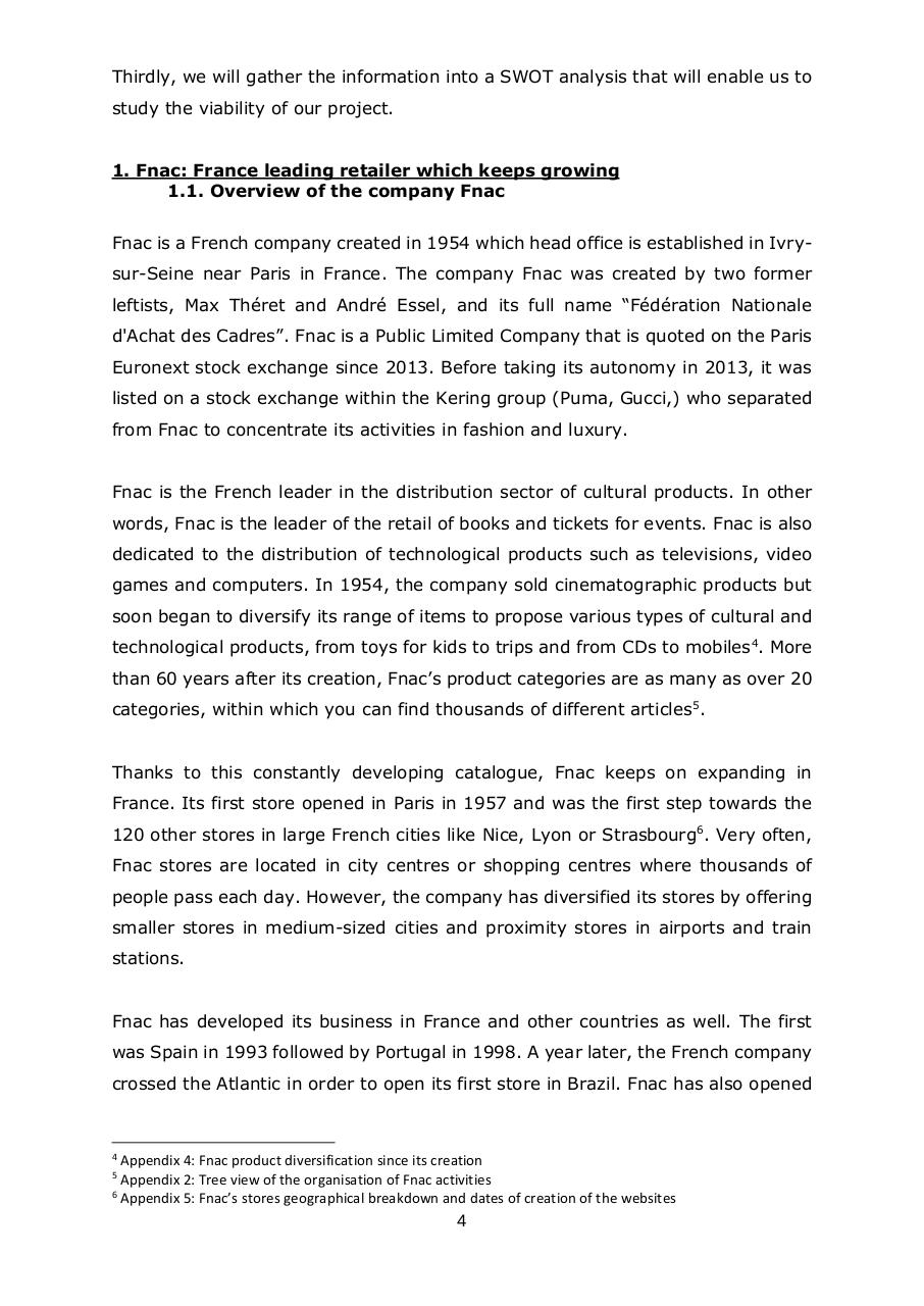 Final Report Fnac in Canada.pdf - page 4/44