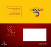 porte invitation cannes