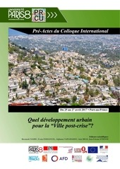 pre actes colloque int urbain avril 2017