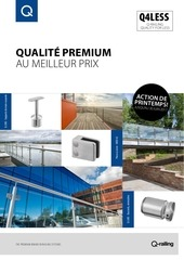 q railing action de printemps 2017