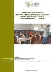 sourire d enfants cameroun rapport evaluation 2016