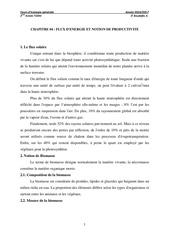 Fichier PDF chapitre 04 flux d energie et notion de productivite