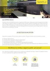 europeandeliverycenter synechron