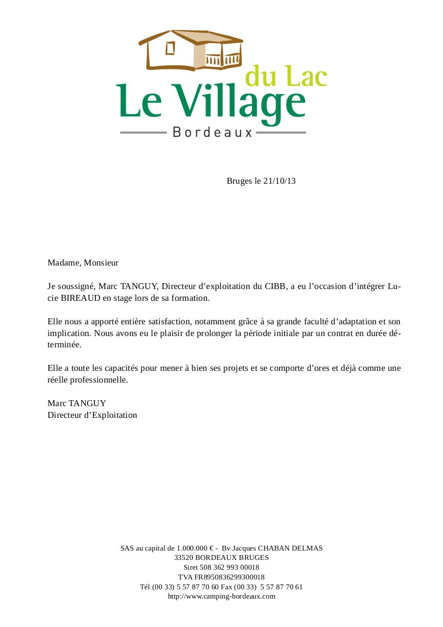 Recommadatins sebastien par mtanguy lettre de recommandationpdf afficher laperu texte altavistaventures Choice Image