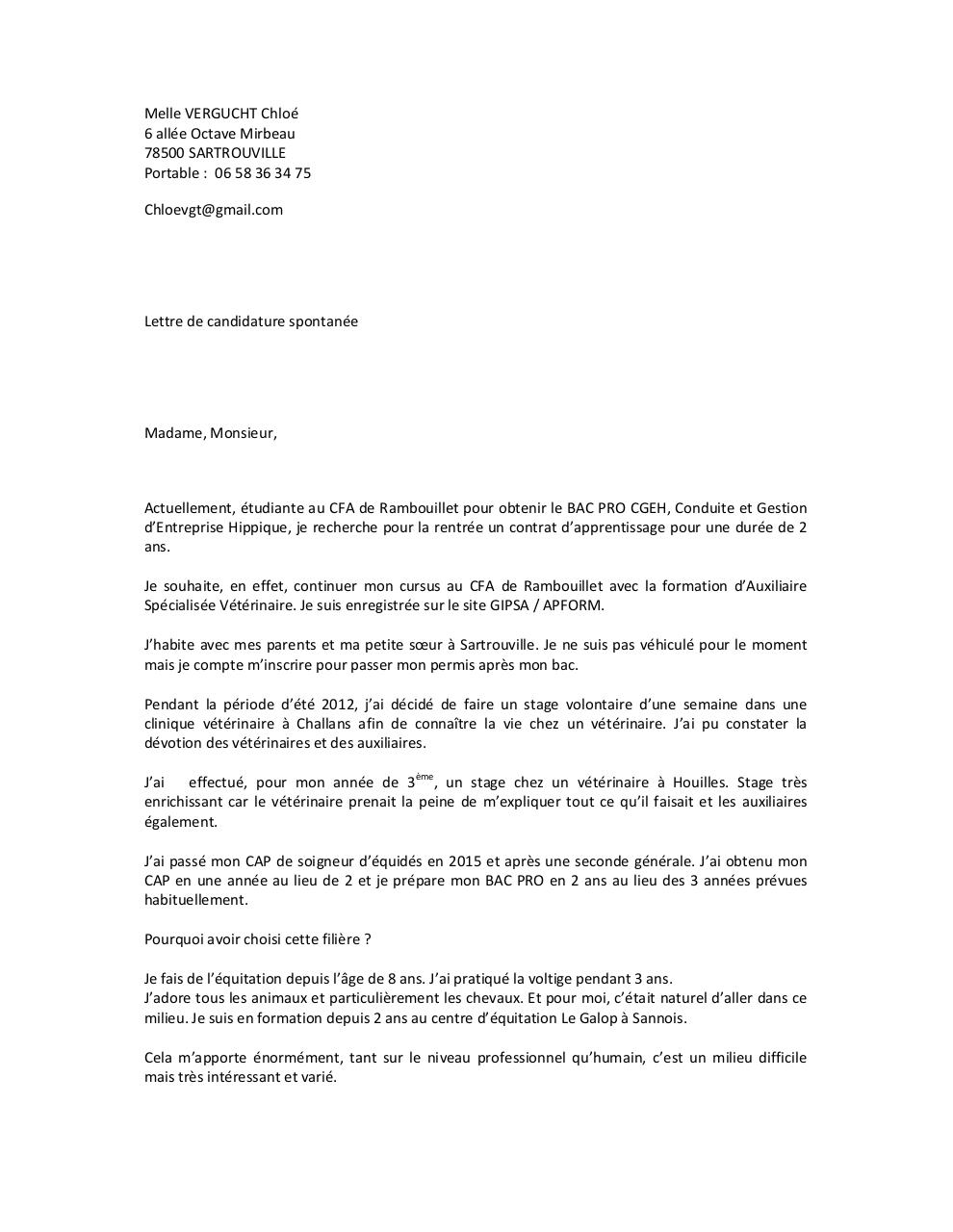 vergucht chlo351 contrat apprentissage docx  par cdautry - lettre motivation pdf