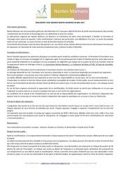 vide grenier 2017 reglement