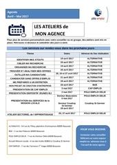Fichier PDF agenda avril