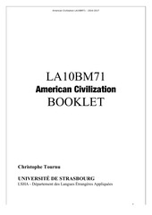 american civilization booklet 8th ed updated