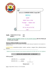 repas du samedi soir 13 mai 2017 1 1