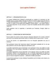 Fichier PDF re glement jeux concours lapins cretins ecully