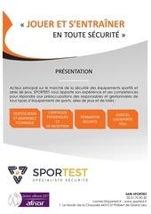 5 presentation sportest