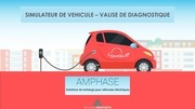 borne de diagnostique simulateur ve amphase