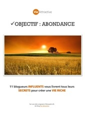 objectif abondance secret astuces cheque loi d attraction