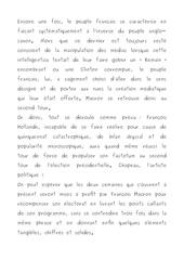 Fichier PDF un second tour macron le pen normal