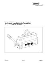 Fichier PDF aimant permanent dpm 125 dpm 2000 demag