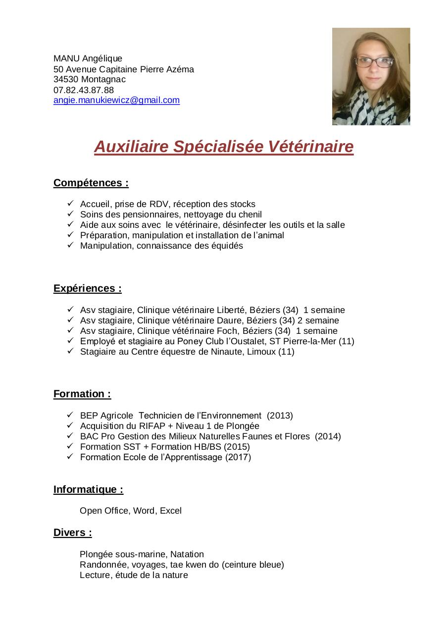 Aperçu du document CV MANU Angelique.pdf - page 1/1