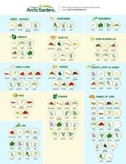 Fichier PDF guide imprimable legumes et epices