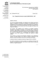 Fichier PDF lettre d annonce koica 2017