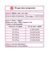 Fichier PDF propositions