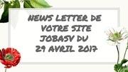 2news letter du 27 avril 2017 2