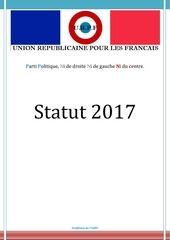 statuts urpf2