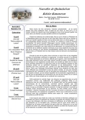 bulletin communal 112