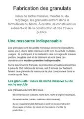 Fichier PDF fabrication des granulats lafarge
