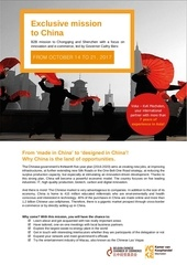 eng leaflet b2b mission to china by voka mechelen in october