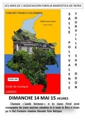 Fichier PDF affiche du condert tourville 2