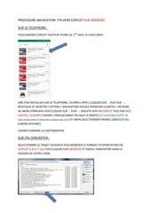 Fichier PDF gps copilot