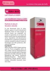 Fichier PDF hydramax lait pour le corps
