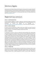 Fichier PDF mentions le galesre glementledaho