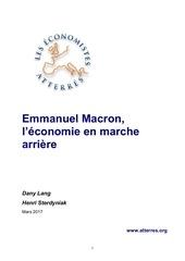 Fichier PDF note macron