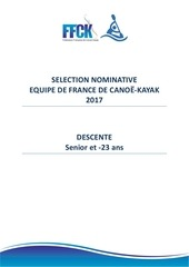 des selec nominative eqf2017 sen u23 final