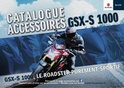 gamme roadster gsx s 1000