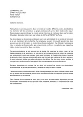 lettre motivation contrat professionnalisation asv