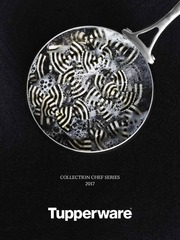 catalogue tupperware chef series 2017