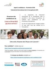Fichier PDF communique lancement
