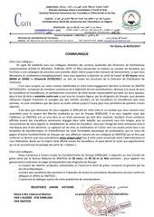 communique 05 05