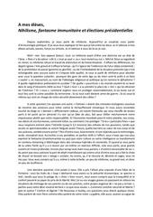 lettre ouverte d un professeur de philosophie