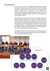 dossier sponsoring cyclisme 2017